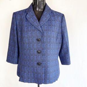 Le Suit Women's Size 18 Jacket Blazer 3 Buttons